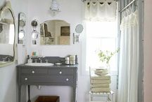 bath room ideas / by Karen Buck