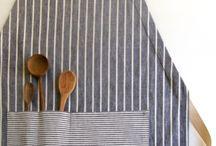 Sew a needle pulling thread / by Ali Rudel