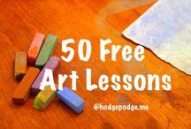 Kids Art / by Kyra Parks