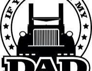 For my Hubby :) / Trucker life :)  / by Pam Nunnally