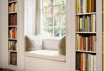 Built Ins / by Lesley&Denise@ Chaotically Creative