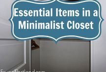 Minimalism / by Kathleen Celmins