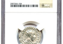 Numismatica ancient coins/ gadget geek / by tina hofschild