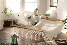 Hammock Day / July 22nd is National Hammock Day! Quiet your mind, relax your skin, deepen your breath, peaceful as Gandhi. / by hayneedle.com
