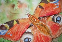Watercolors  / by Amy Keister