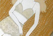 illustrations / by Juliana Bollini