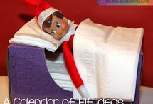 Elf on the shelf / by Megan Baetzel