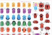 crafts for grandkids and me! / by Linda Glassburn