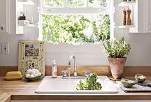 Home: Kitchen / by Erika Brandlhoffer