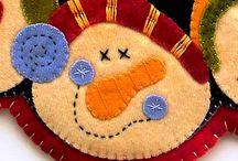 Wool Projects: Winter / by Liz Geisert Kirk