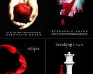 Twilight / The books are the best!  The Movies are good! / by Tami Mahmood