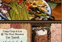 Scrapbooking crops and retreats / by Lisa Brown Graham
