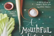 Cookbooks to check out<3 / by Brie G