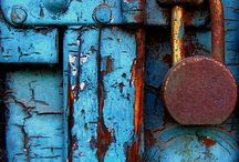 Latches, Knobs, Knockers and Hardware / by Debbie Mayo