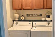 Laundry Room / by Miranda W