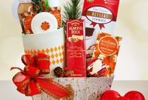 GiftBasketsPlus / The most fabulous way to surprise someone on your gift list! Beautiful gift baskets, filled with goodies and extra surprises, presented in a way that makes you the best gift giver ever! / by Snow Consulting
