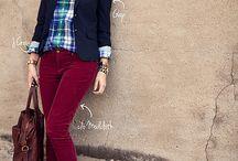 Style: Wear it in Winter / by Myah Gary