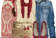 my favorite clothes! / by Camila Rosales