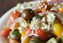 Salads/Dressing & Seasonings / by Tracy Peach