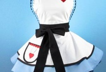Aprons! / by Mickie Stroud