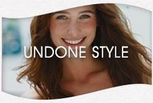 Undone Style / by Suave Beauty