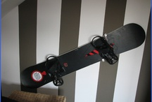 Mount Your Snowboard / Boarddock.com / by Board Dock