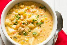 Soup:  Potato / by R Brashears