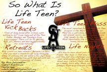 Life teen/CCD / by Jobee B