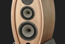 Loudspeakers / by Henkve Ve
