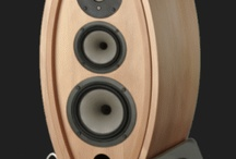 Loudspeakers / Loudspeakers, sound reproduction, Hi-Fi, PA and sound reinforcement. / by Henkve Ve