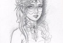 Tattoos / by Monet Bedard