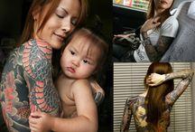 Tattooed People / by Inked Magazine