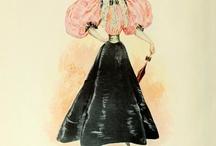 Printies - Haberdashery Coloured Plates / by Wanda Waterfield