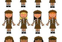 Girl Scout Brownie / by Stacey Winston