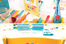 Summer Baby Shower Themes / by Motherhood Maternity