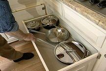 Kitchens / by Ron Hazelton