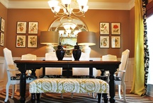 dining room  / by Jessica Ryan