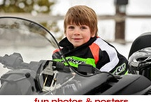 SNOWMOBILES / by GOKO - Get Outdoors Knowledge Outfitting