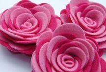 Handmade Flowers, pretty / by Tori-Lynn Carson