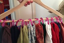 Organize your Closet / by Andrea Viviana Sentell