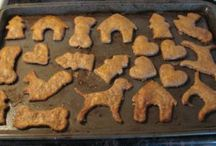 For Miss Dolly-Dog & Coco-Nut / Dog treat recipies & whatnot. / by K-Star Hatter