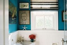Powder Room / by Angela Anderson-Cobb