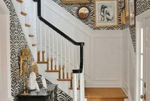 Home: Entrance Foyer, Stairs & Hallways / by Dulce RL