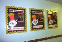 Bulletin Boards / Door Decor / by Cheryl Newcomer