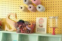 craft organization / by Raelene Grounds