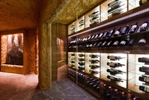 Wine Cellars / by adelto - luxury travel, resorts, hotels, lifestyle, interior design & homes