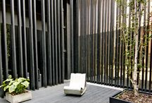 outdoor spaces / by refresh* design