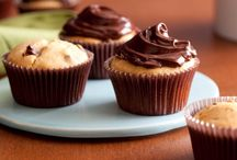 Cupcakes / Crazy about cupcakes? Give our recipes for the sweet, decadent treats a try. / by Cooking Channel