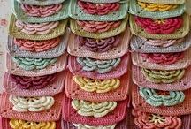 crochet, costura, tejido / by LaClaudina Deco