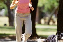getting fit / by Linda Lewis